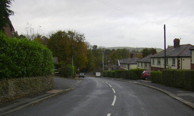 File:Holcombe Road B6235 - Geograph - 1020575.jpg