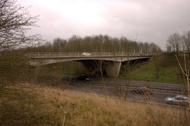File:Oxford Road over the A34 - Geograph - 306905.jpg