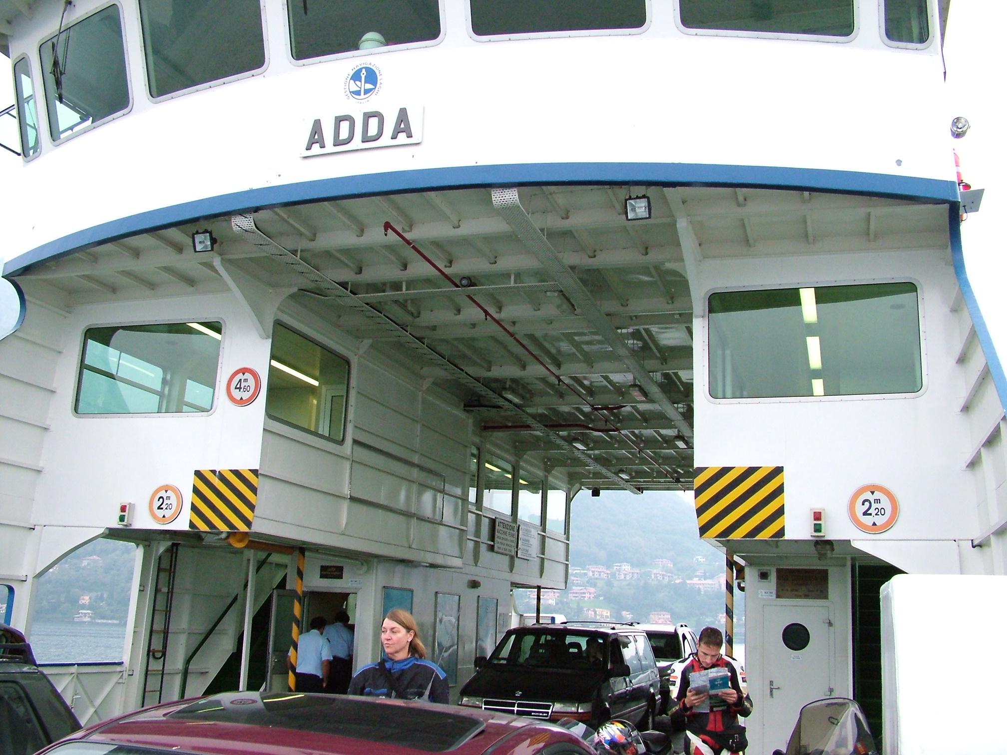 File Car Ferry Lake Como Meneaggio To Varena Coppermine 7988