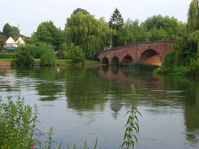 File:The River Thames, Sonning - Geograph - 497760.jpg