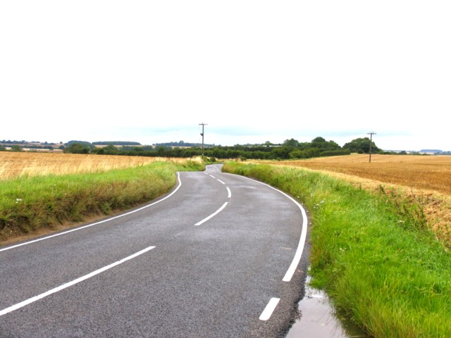 File:B1051 towards Broxted - Geograph - 534242.jpg