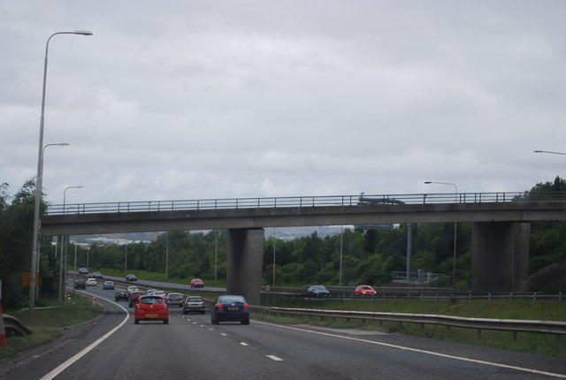 File:Smithy Lane Bridge, A1 (C) Nigel Chadwick - Geograph - 2578436.jpg