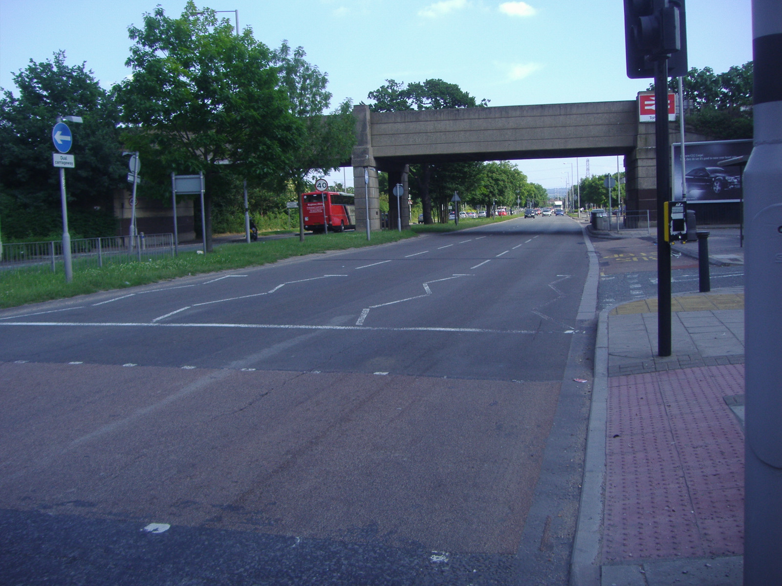 A240 road