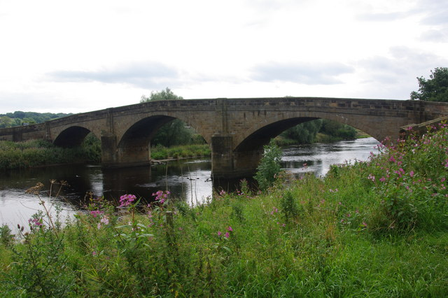File:Ribchester Bridge - Geograph - 1758201.jpg