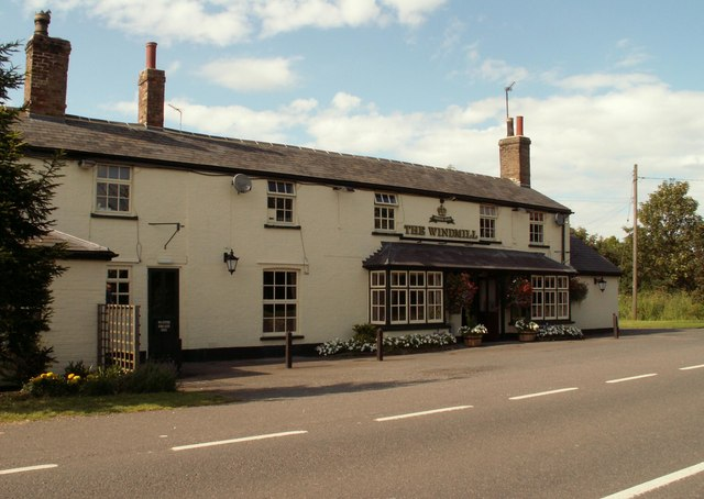 File:'The Windmill' inn - Geograph - 482887.jpg