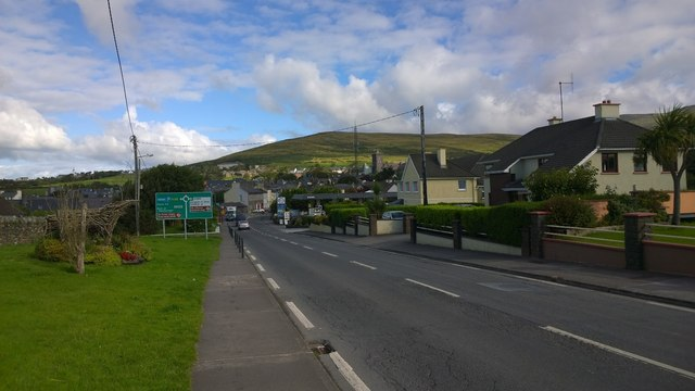 File:Dingle from the Main Road N86 - Geograph - 4683546.jpg