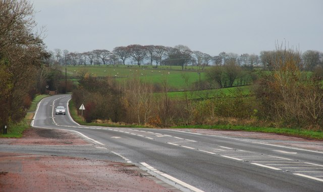 File:The Moorfields Road near Ballymena - Geograph - 617168.jpg
