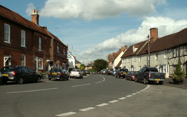 File:'s High Street - Geograph - 878583.jpg