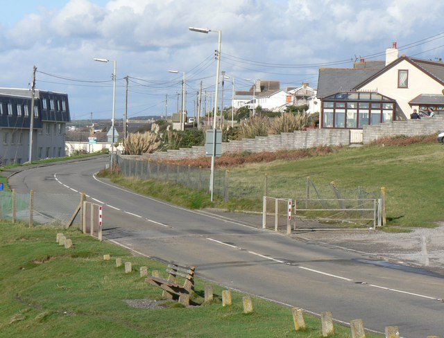 File:Coast road, Ogmore-by-sea - Geograph - 1016936.jpg