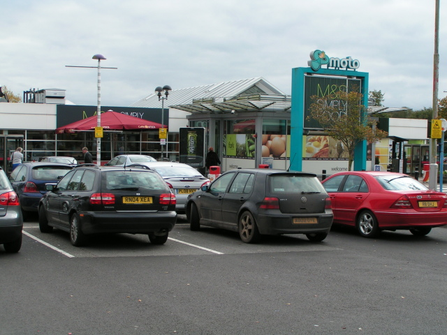 File:Leigh Delamere services, M4 eastbound - Geograph - 1015856.jpg