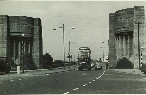 A406 History The Lea Valley Viaduct Edmonton To