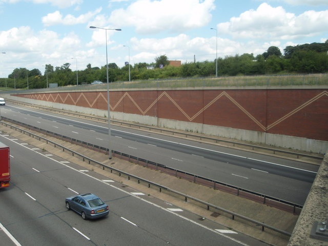 File:Brick Patterns, Norman Cross - Geograph - 885202.jpg