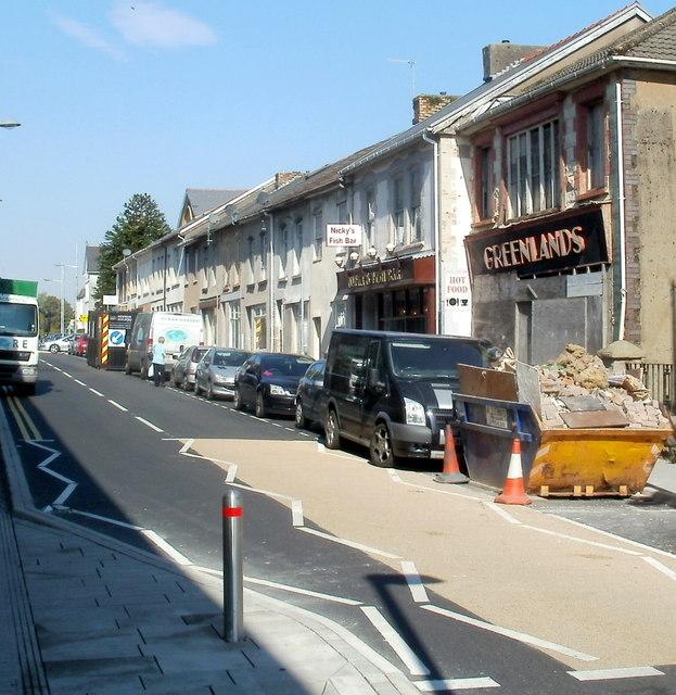 FileChurch Street Ebbw Vale  Geograph  2625693jpg  Roaders
