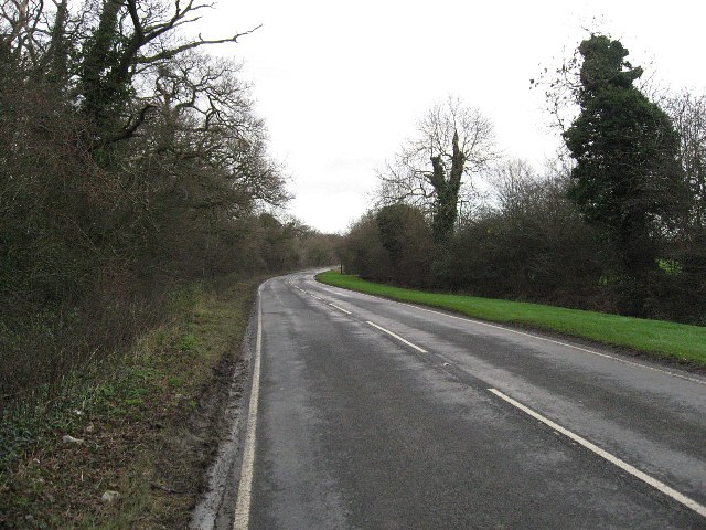 File:The B1203 To Brigsley - Geograph - 304924.jpg