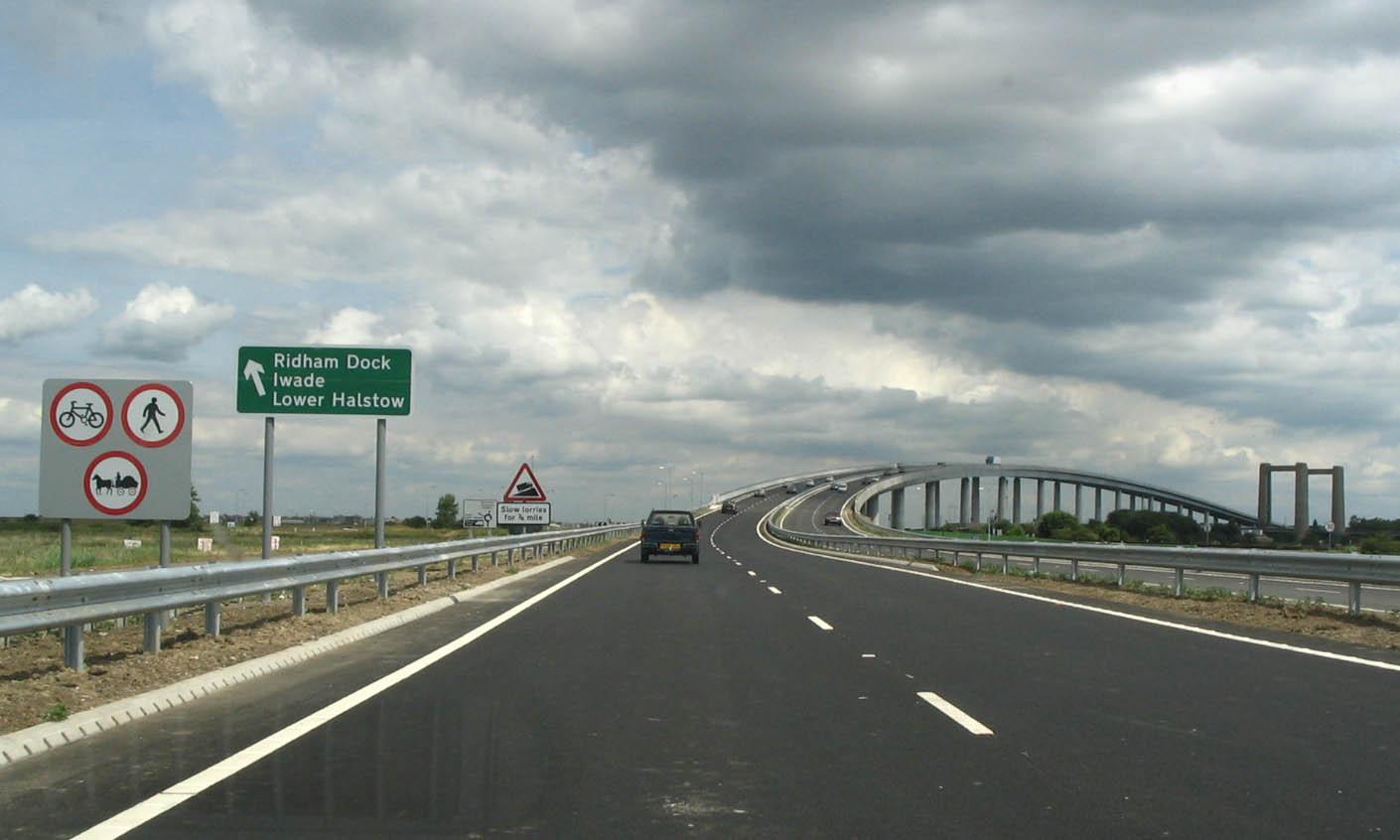 A249 road