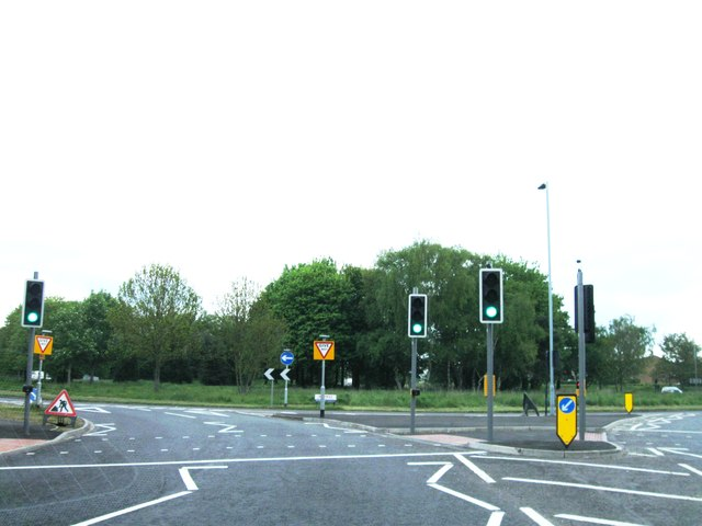 File:Brownhill Way meets Romsey Road (C) Alex McGregor - Geograph - 3463578.jpg