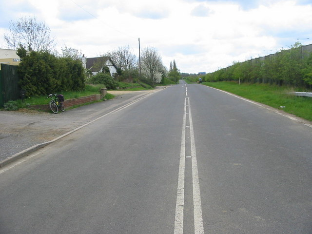 File:Former A1 to Norman Cross - Geograph - 165230.jpg