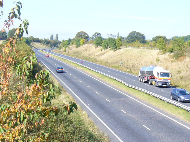 File:Kings Langley By-Pass - Geograph - 1511740.jpg