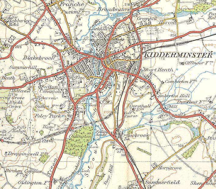 FileOS 1927 Kidderminsterjpg  Roaders Digest The SABRE Wiki