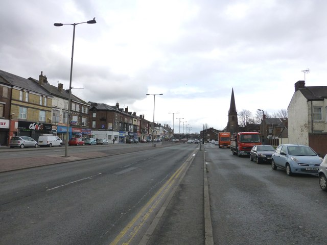 File:West Derby Road at Tuebrook (C) Raymond Knapman - Geograph - 3853460.jpg