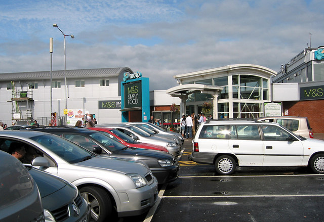 File:M&S at Knutsford Services - Geograph - 954047.jpg