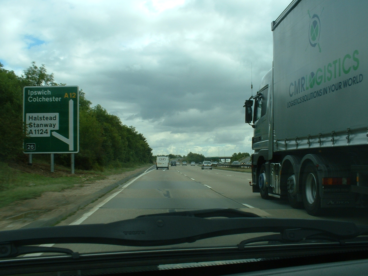 A12 road (England)