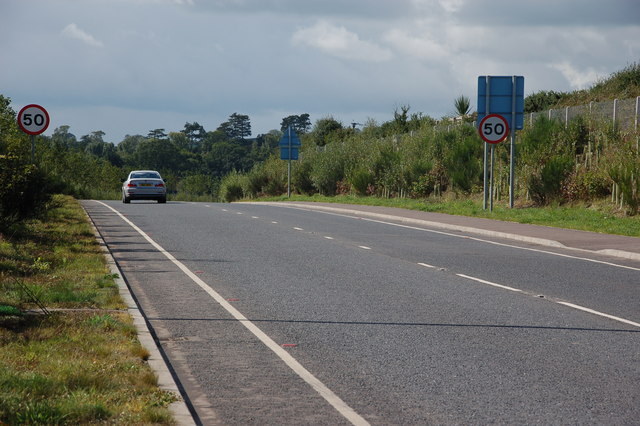 File:Comber bypass (2) - Geograph - 228242.jpg