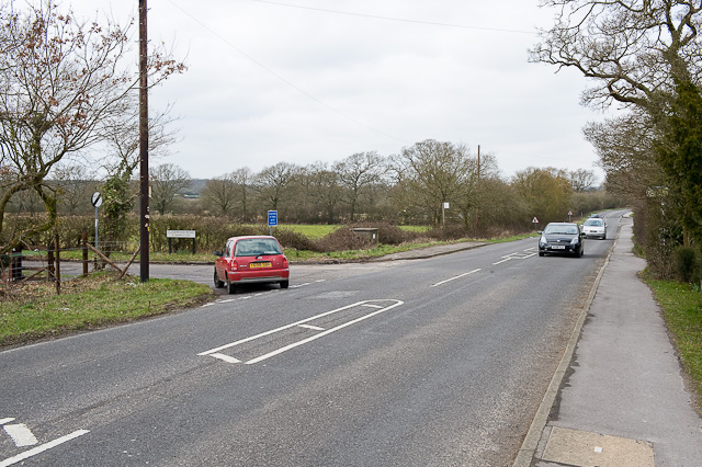 File:Junction of Closewood and Hambeldon Roads - Geograph - 1763779.jpg