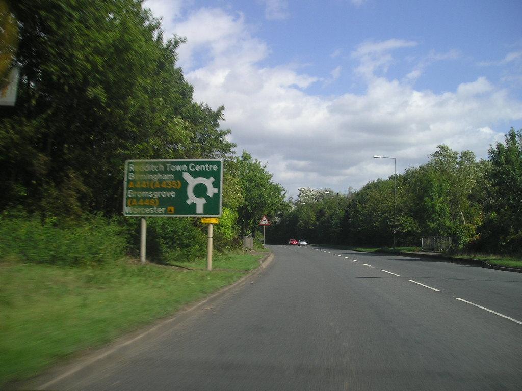 A441 road