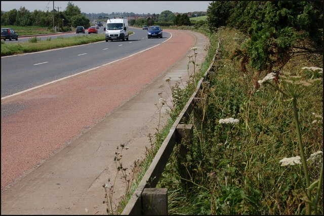 File:The Newtownards - Comber road - Geograph - 472888.jpg