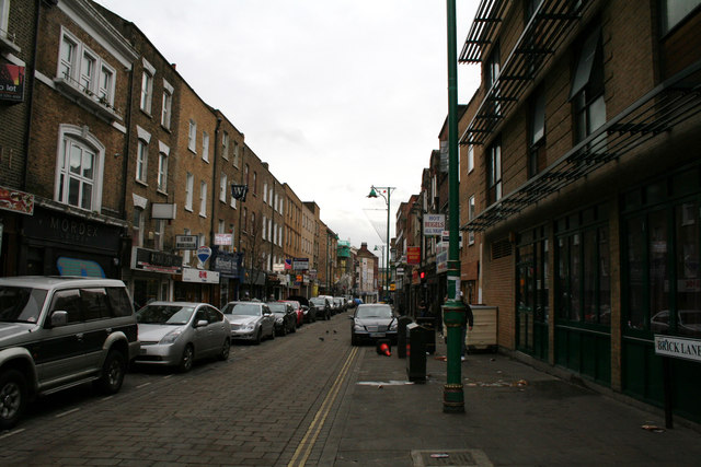 File:Brick Lane - Geograph - 642279.jpg