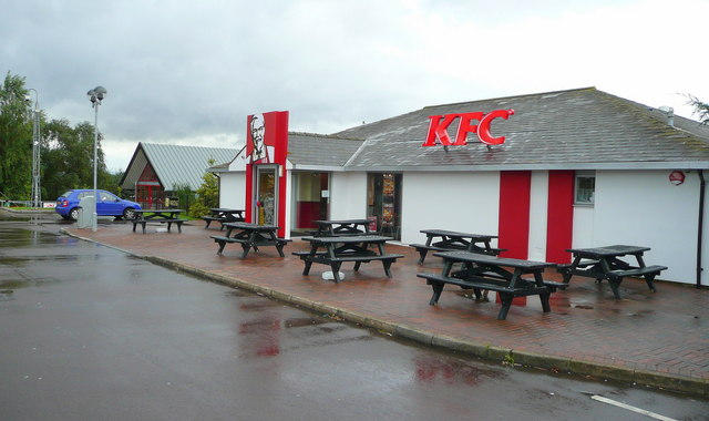 File:KFC and Labels - Geograph - 919865.jpg