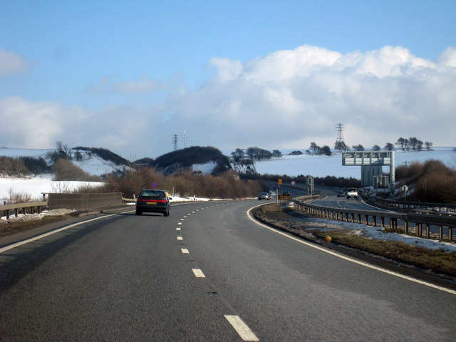 File:A20 Road - Geograph - 1711978.jpg