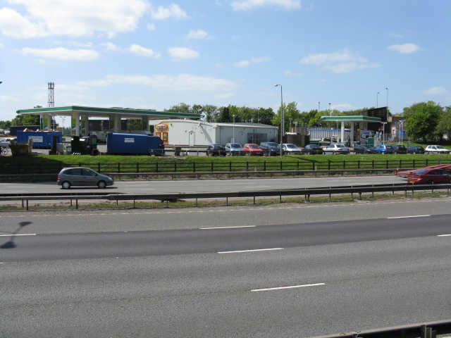 File:Leicester Forest East Services - Geograph - 1292788.jpg