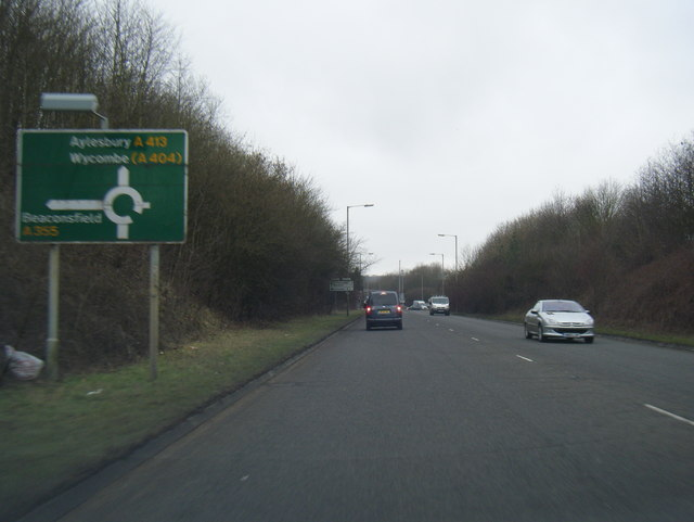 File:A413 Amersham by-pass (C) Colin Pyle - Geograph - 2833861.jpg