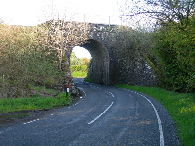 File:Railway Bridge - Geograph - 165824.jpg