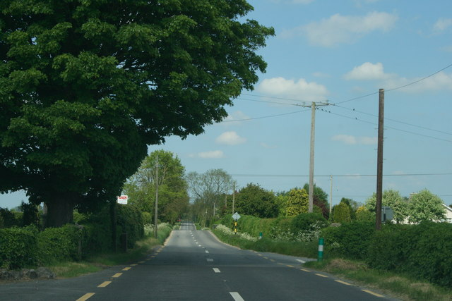 File:On the R408, County Kildare - Geograph - 1884324.jpg