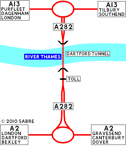 File:A282 Strip Map 1963.png