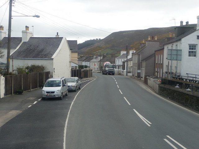 File:The A3 at Ballaugh - Geograph - 1883702.jpg