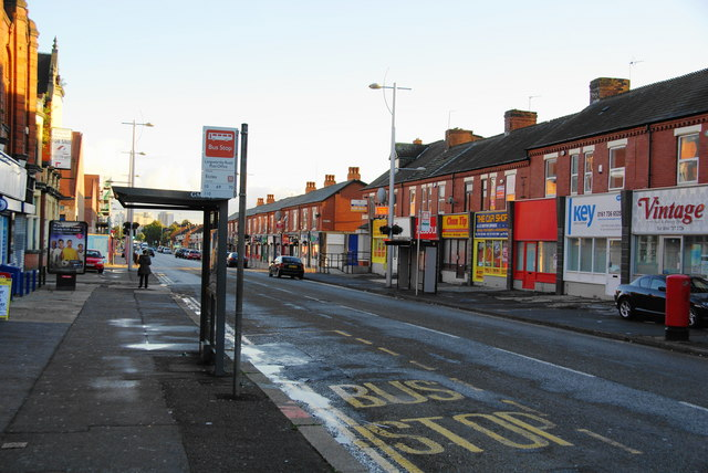 File:Langworthy Road shops (C) Bill Boaden - Geograph - 2063271.jpg
