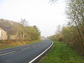 The Cwm-y-glo by-pass - Geograph - 401912.jpg