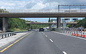 M50 northern exit of Dublin Port tunnel - Coppermine - 14350.JPG