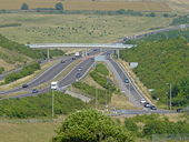 A293 Road Junction - Geograph - 27453.jpg