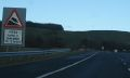 M90 Glenfarg - HGVs keep in low gear.jpg