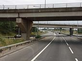 M11 junction 6 - Geograph - 1487650.jpg