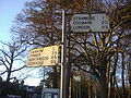 Old signs Uxbridge Road Stanmore - Coppermine - 21448.JPG