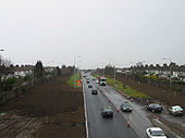 Start of the M1 in Northern Dublin - Coppermine - 4754.jpg
