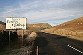 Welcome to Dumfries & Galloway - Geograph - 1728319.jpg