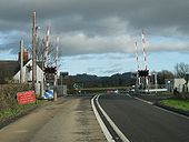 A470 Level Crossing - Coppermine - 23685.jpg