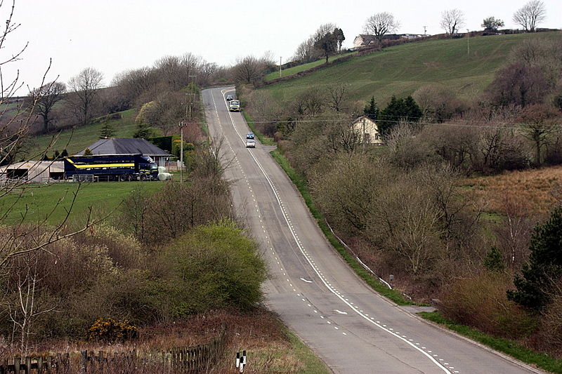 File:Old A48 Near Carmarthen - Coppermine - 21869.jpg
